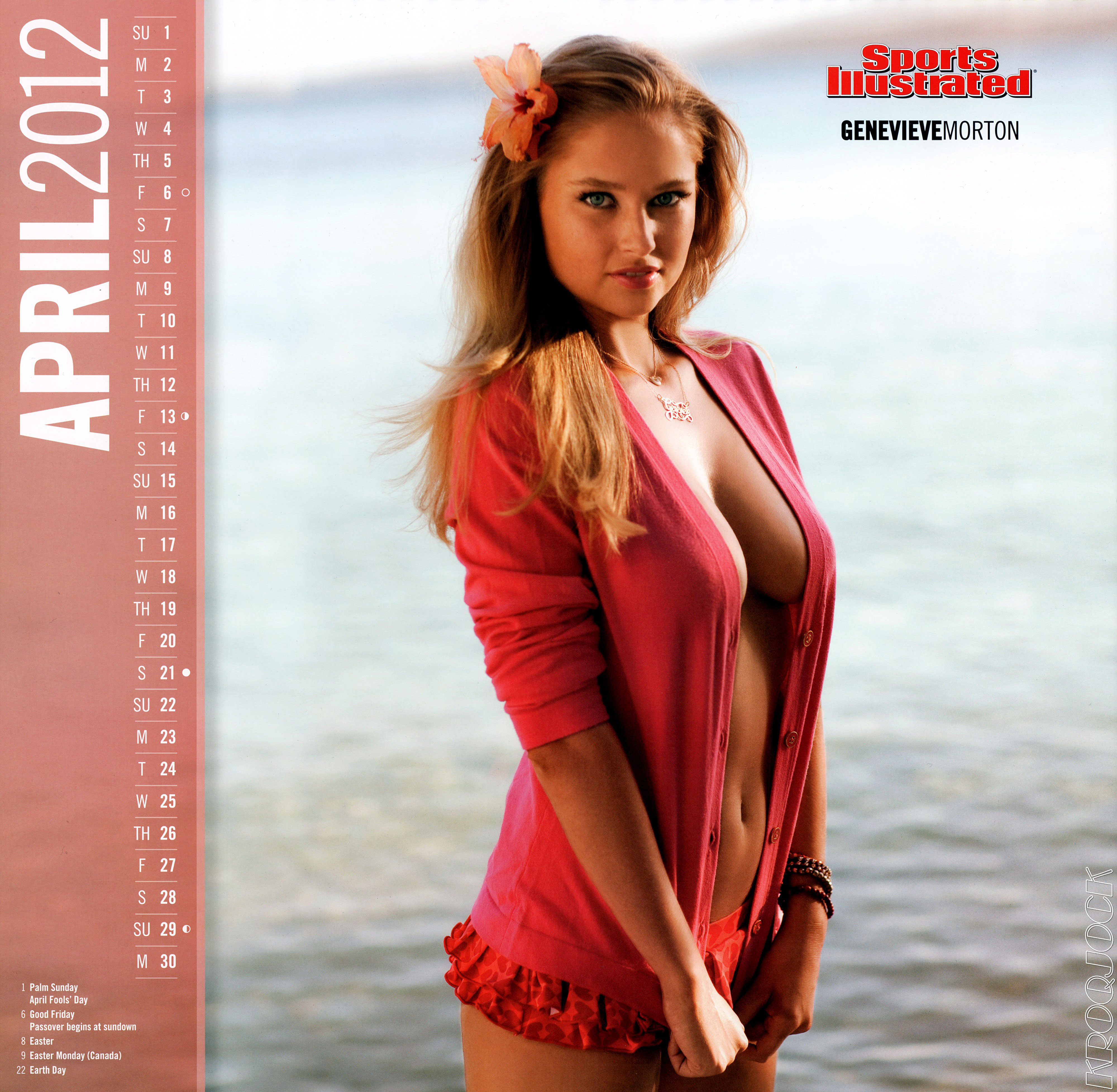 Sports Illustrated Swimsuit 2012 Calendar Sports Illustrated Swimsuit