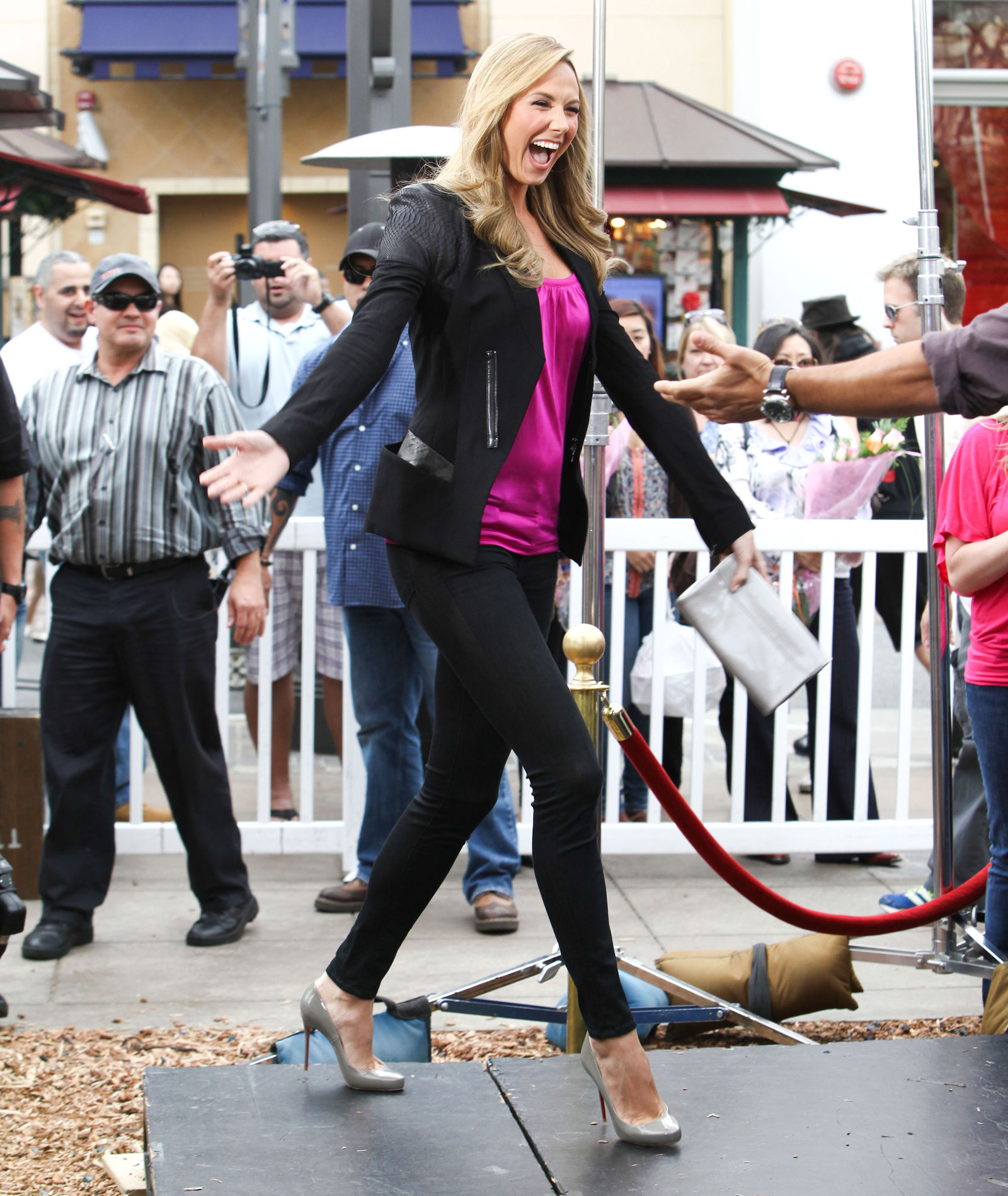 extra at the grove