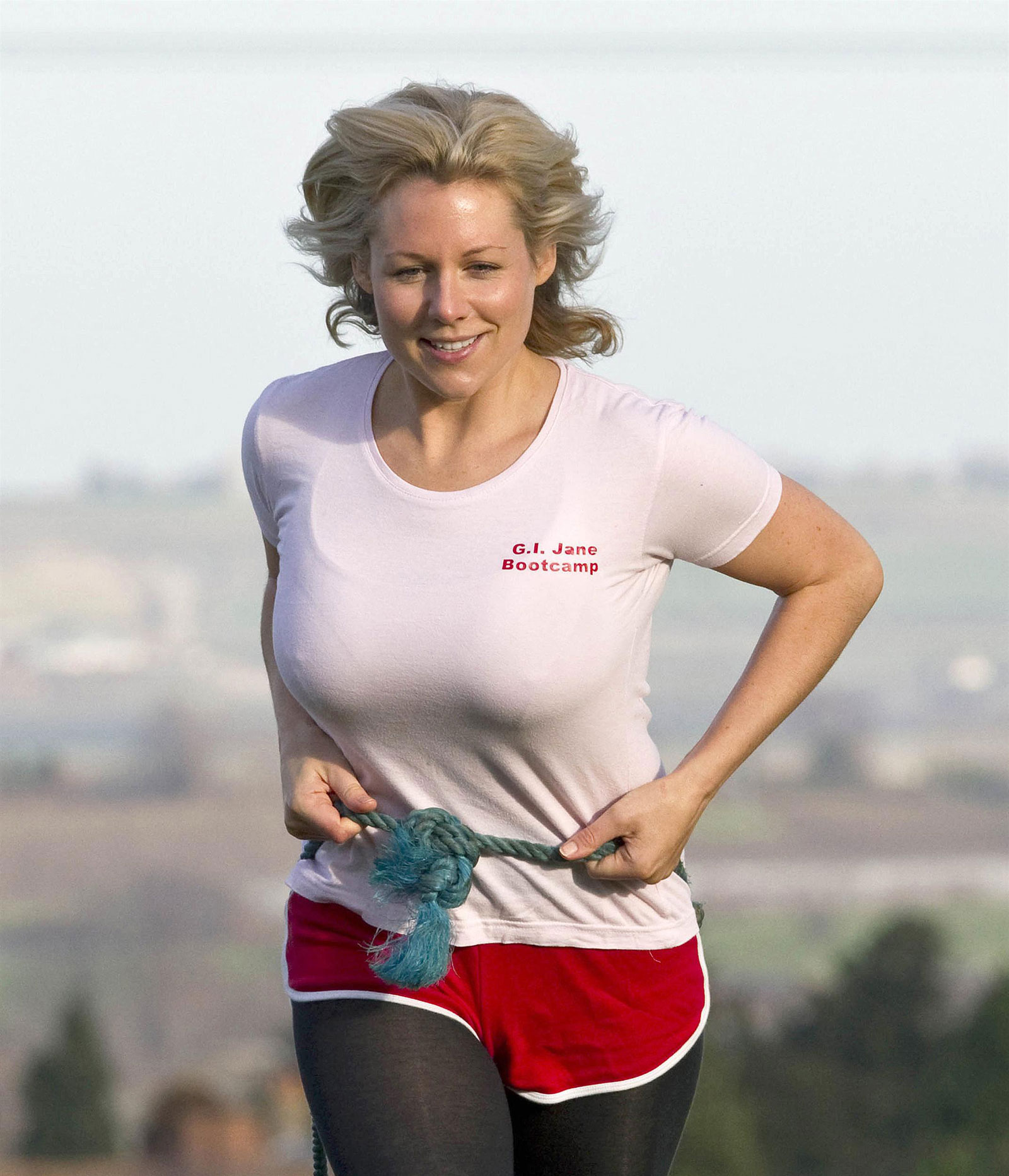 Abi Titmuss 2nd Annual Ante Up for Africa - No Limit Texas