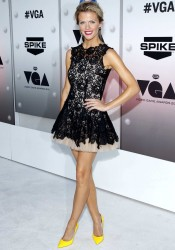 Brooklyn Decker Arrives at Spike TV's 2011 Video Game Awards in Los Angeles