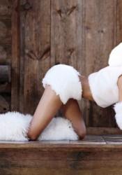 Candice Swanepoel Photoshoot For V Magazine 2011
