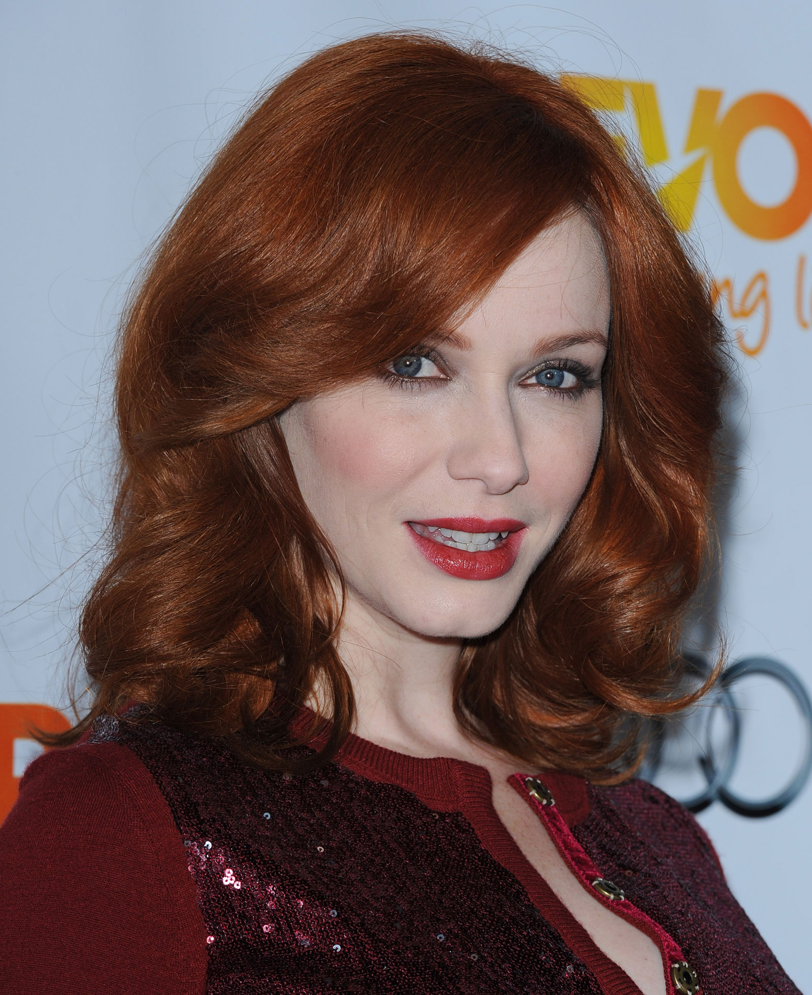 Christina Hendricks At The Trevor Project 39 S 2011 In Los
