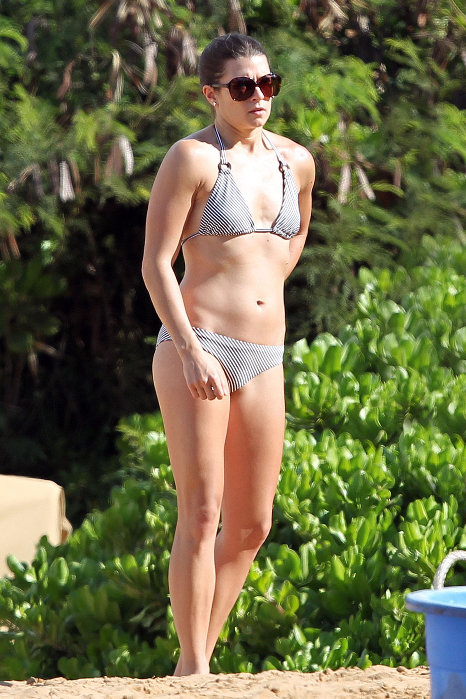 Dania patrick bikini photos