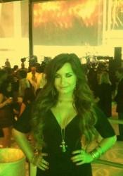 Demi Lovato Personal Twitter Photo