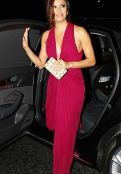 Eva Longoria Arrives at Noble Gift Gala in London