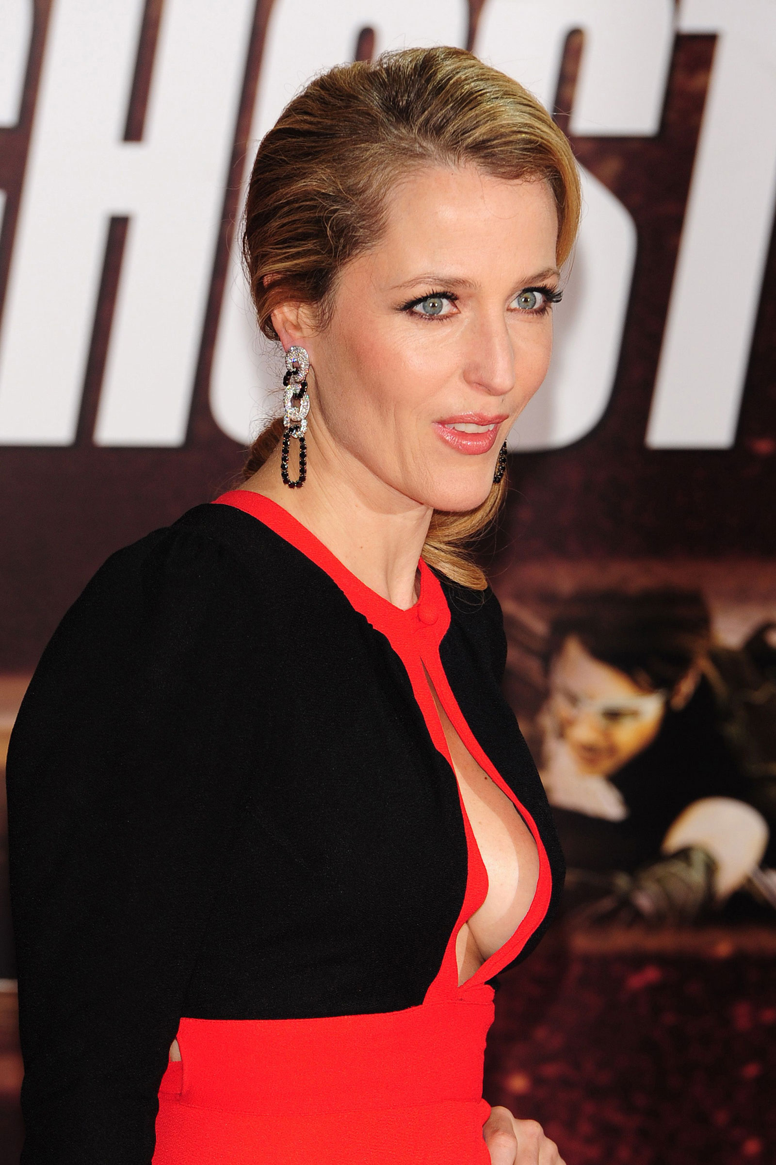 Tits Gillian Anderson nudes (33 photo), Topless, Is a cute, Instagram, see through 2018