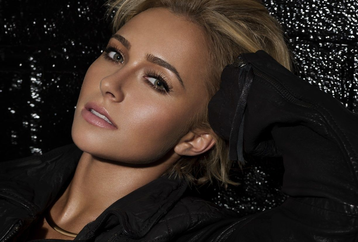 Hayden Panettiere Photoshoot for The Beauty Book for Brain