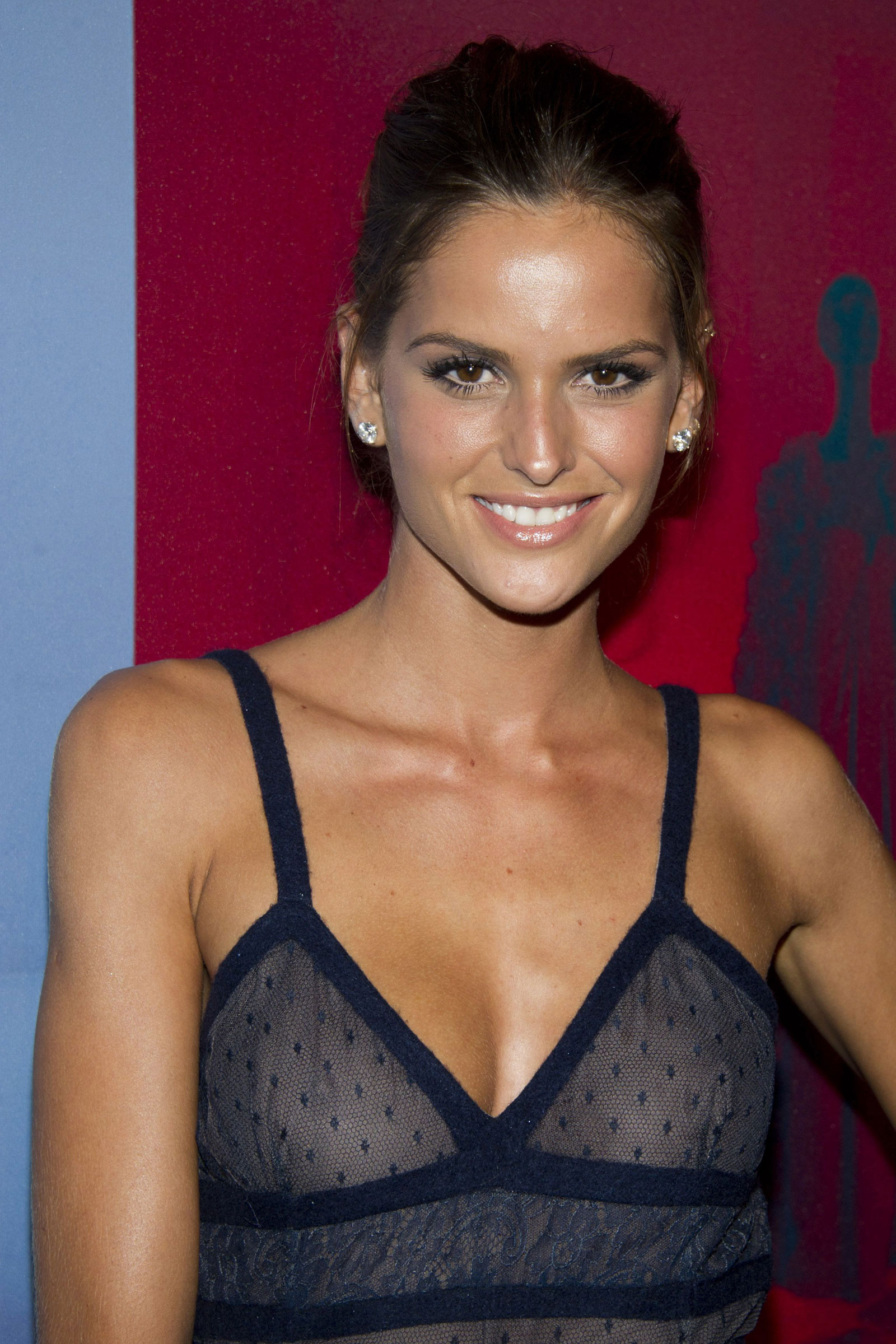izabel goulart dress