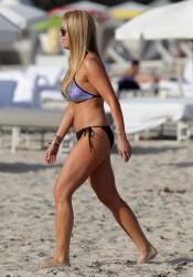 Jill Martin Shows Her Hot Bikini Body in Miami Beach