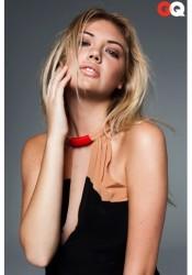 Kate Upton Photoshoot for GQ Magazine
