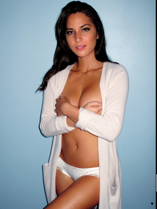 Olivia Munn Hot for Maxim Magazine Photoshoot Outtakes