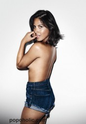 Olivia Munn Covers FHM UK January 2012