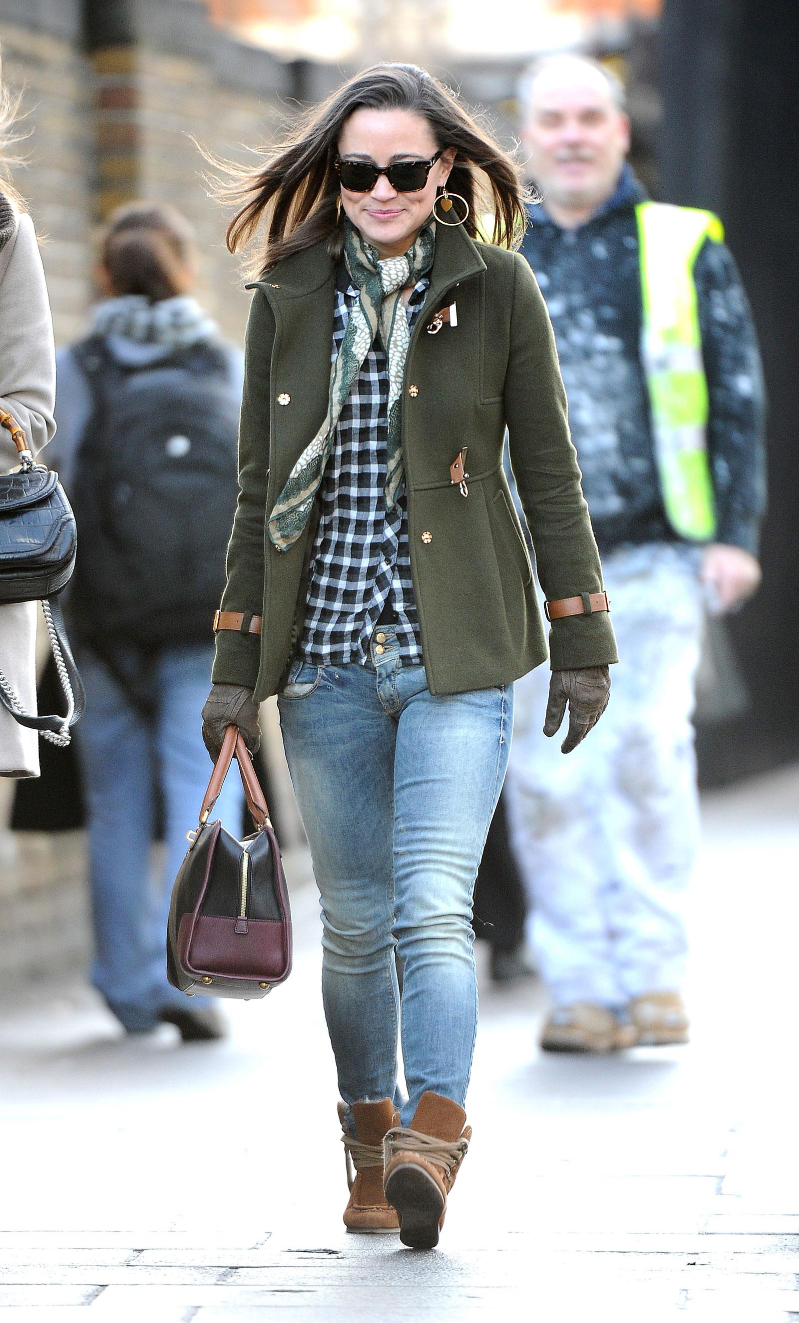 Pippa Middleton in Tig... Nicole Scherzinger Facebook