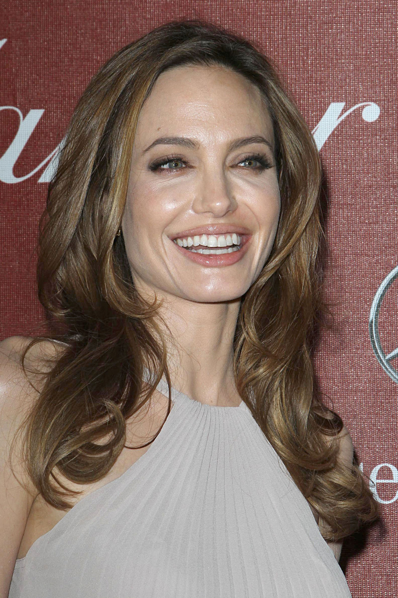Angelina Jolie At 23rd Annual Palm Springs International
