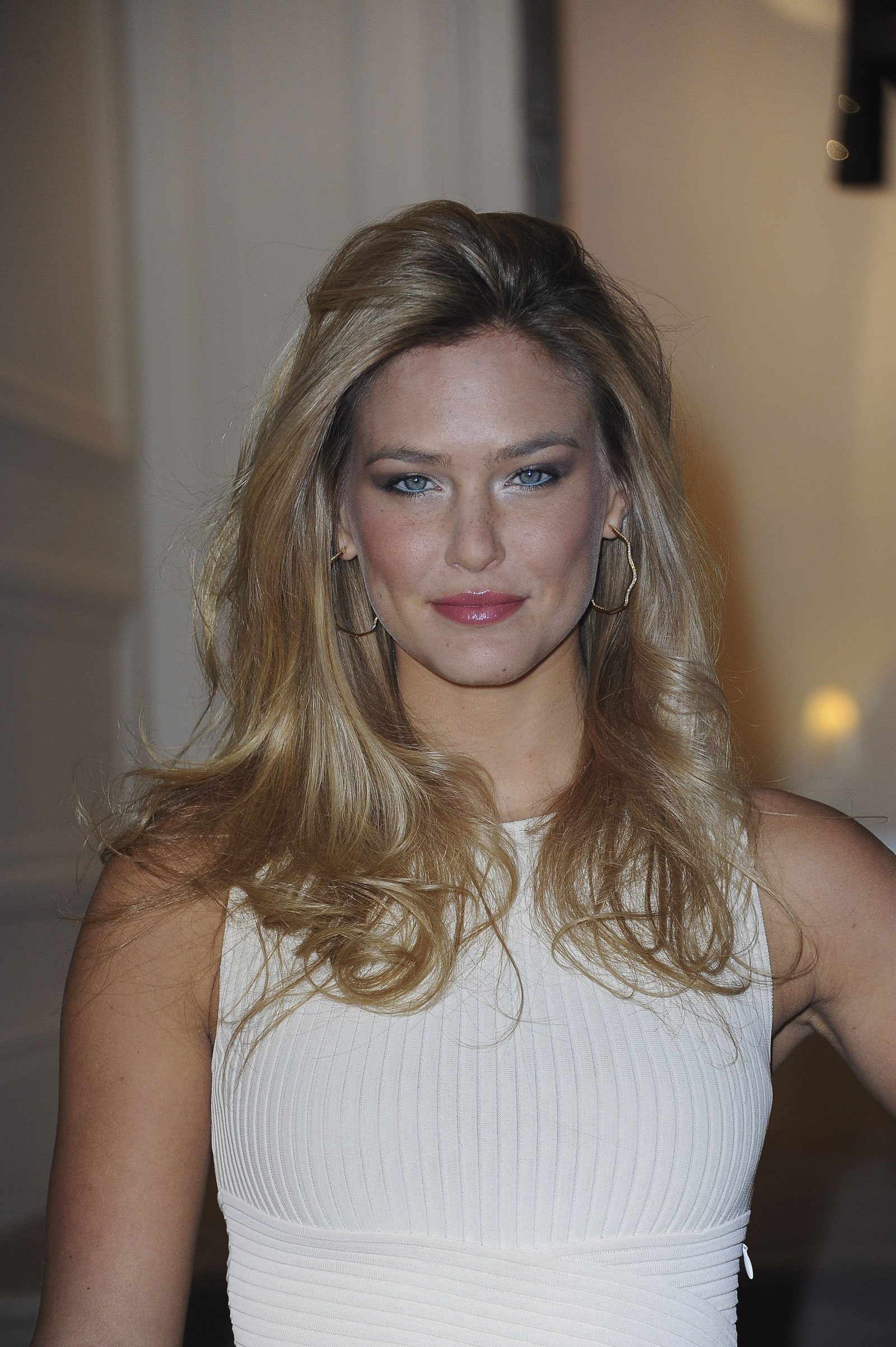 Bar Refaeli at Dior Haute-Couture 2012 Fashion Show during Paris ...