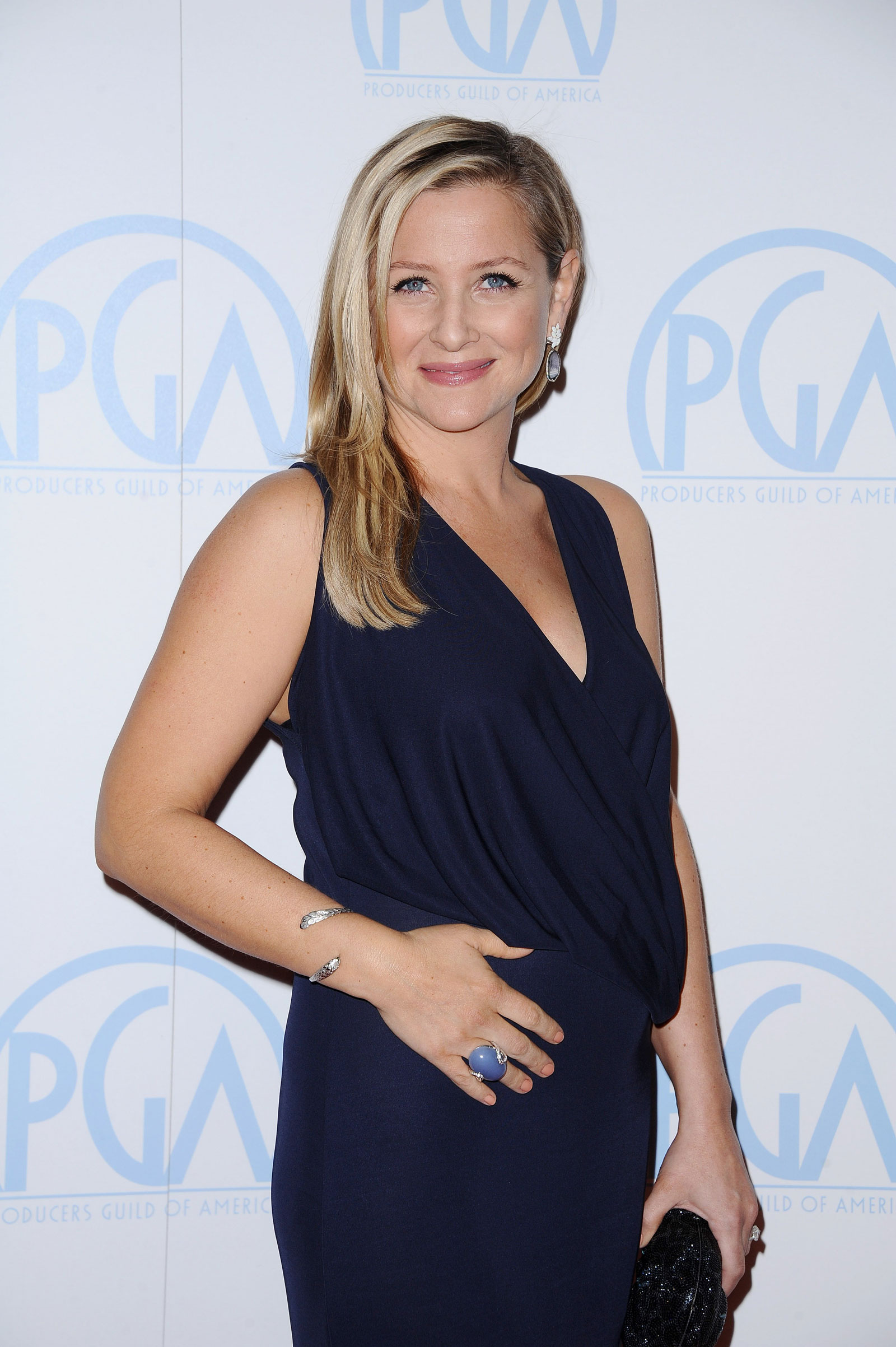 Jessica Capshaw at 23rd Annual Producers Guild Awards in ...