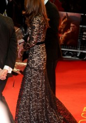 Kate Middleton at War Horse Premiere