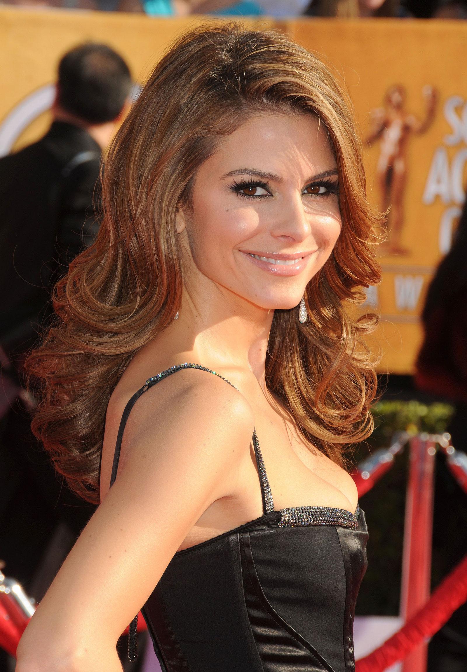 Maria Menounos at 18th Annual Screen Actors Guild Awards ...