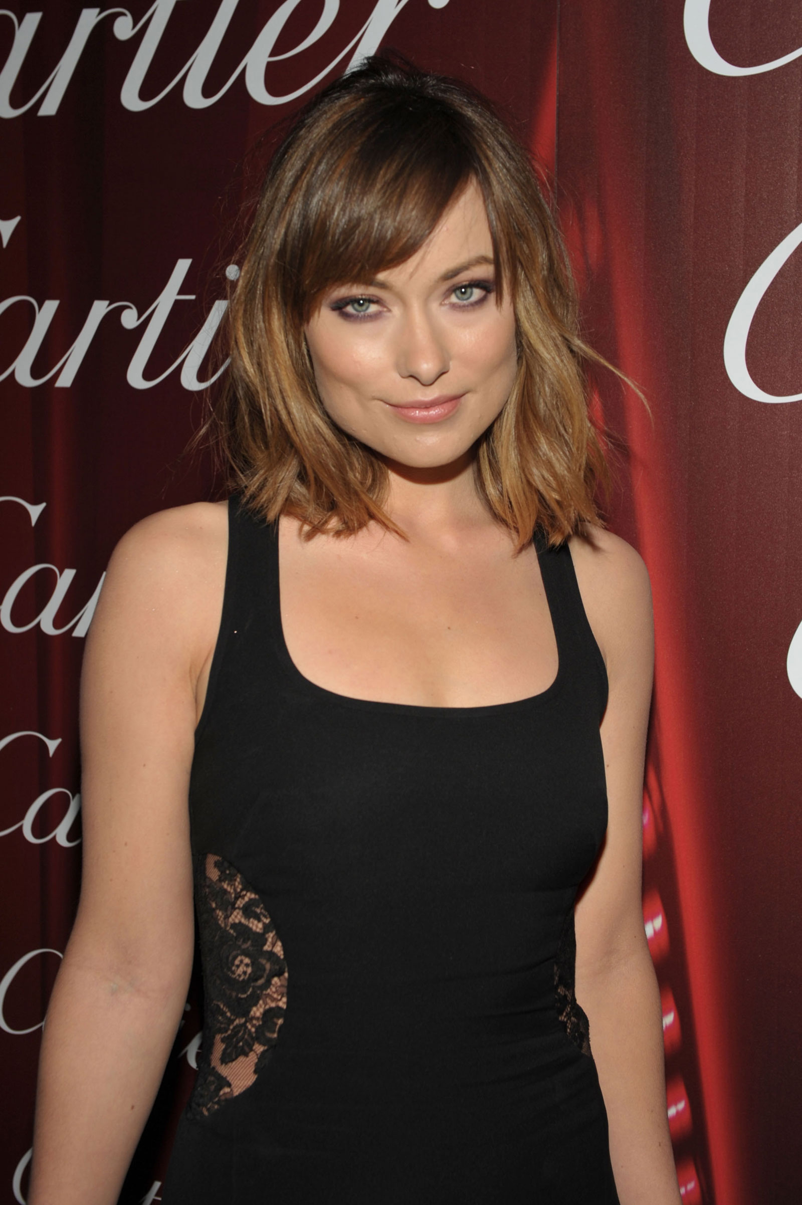 Olivia Wilde At 23rd Annual Palm Springs International