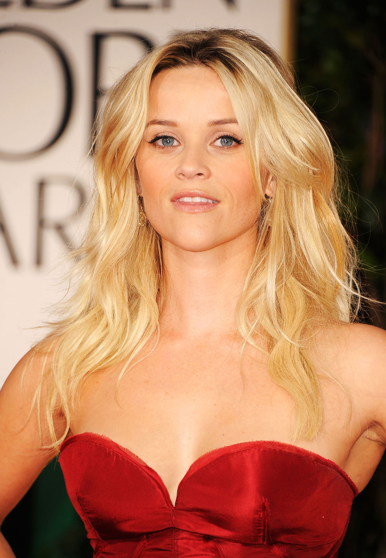 Reese Witherspoon at 69th Annual Golden Globe Awards in ... Reese Witherspoon