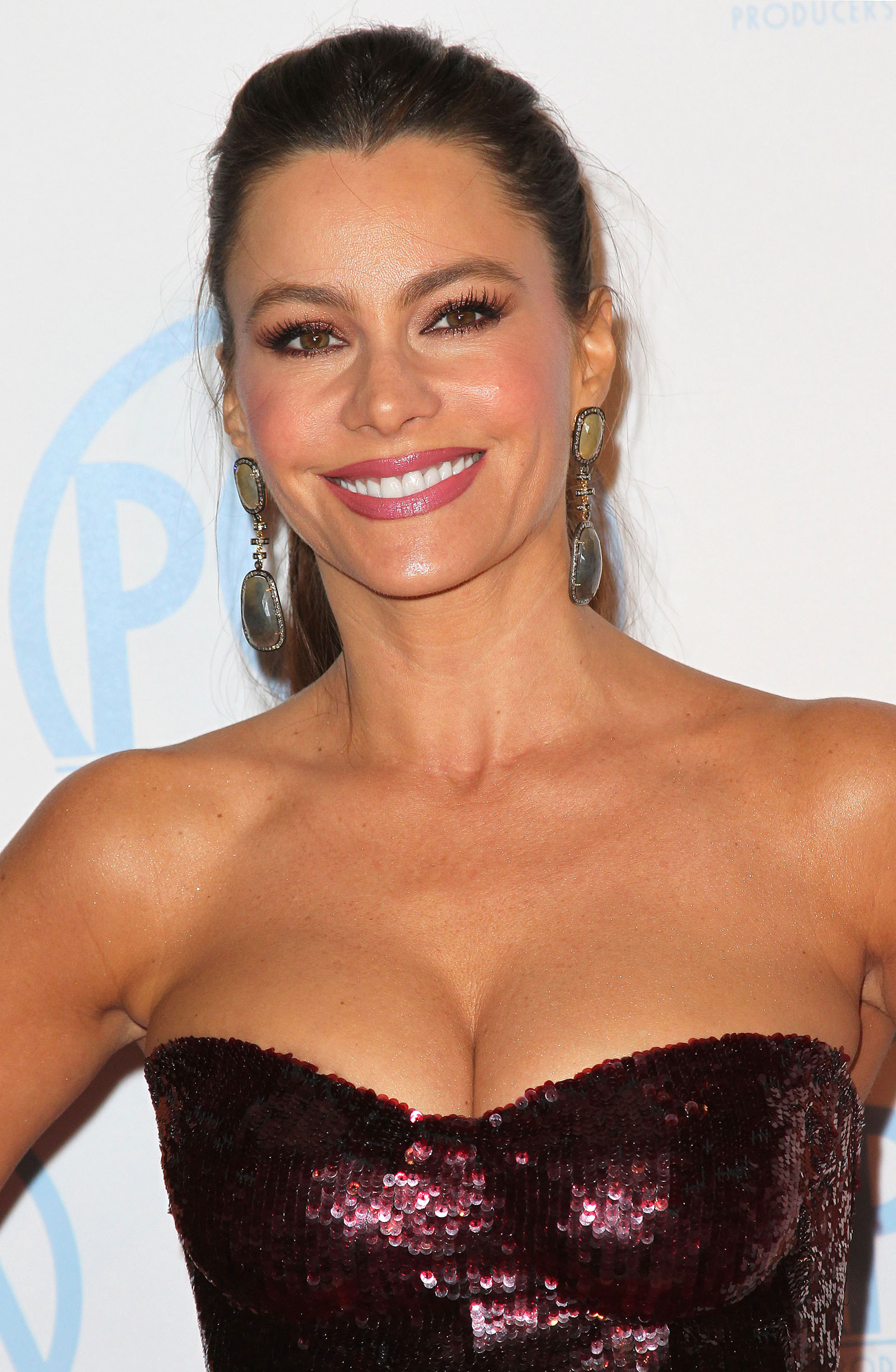 Sofia Vergara at 23rd Annual Producers Guild Awards in Beverly Hills ...