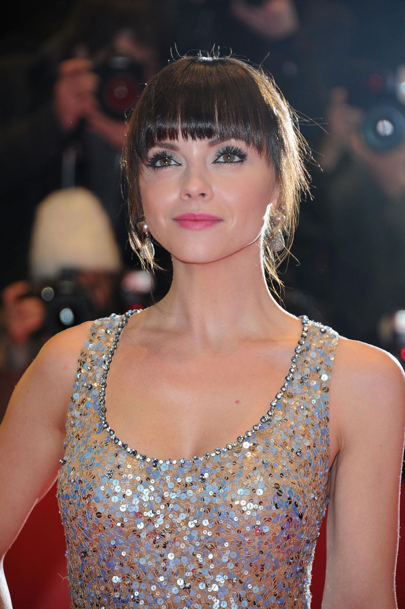 Christina Ricci at Bel Ami Premiere in Berlin - HawtCelebs ... Christina Ricci