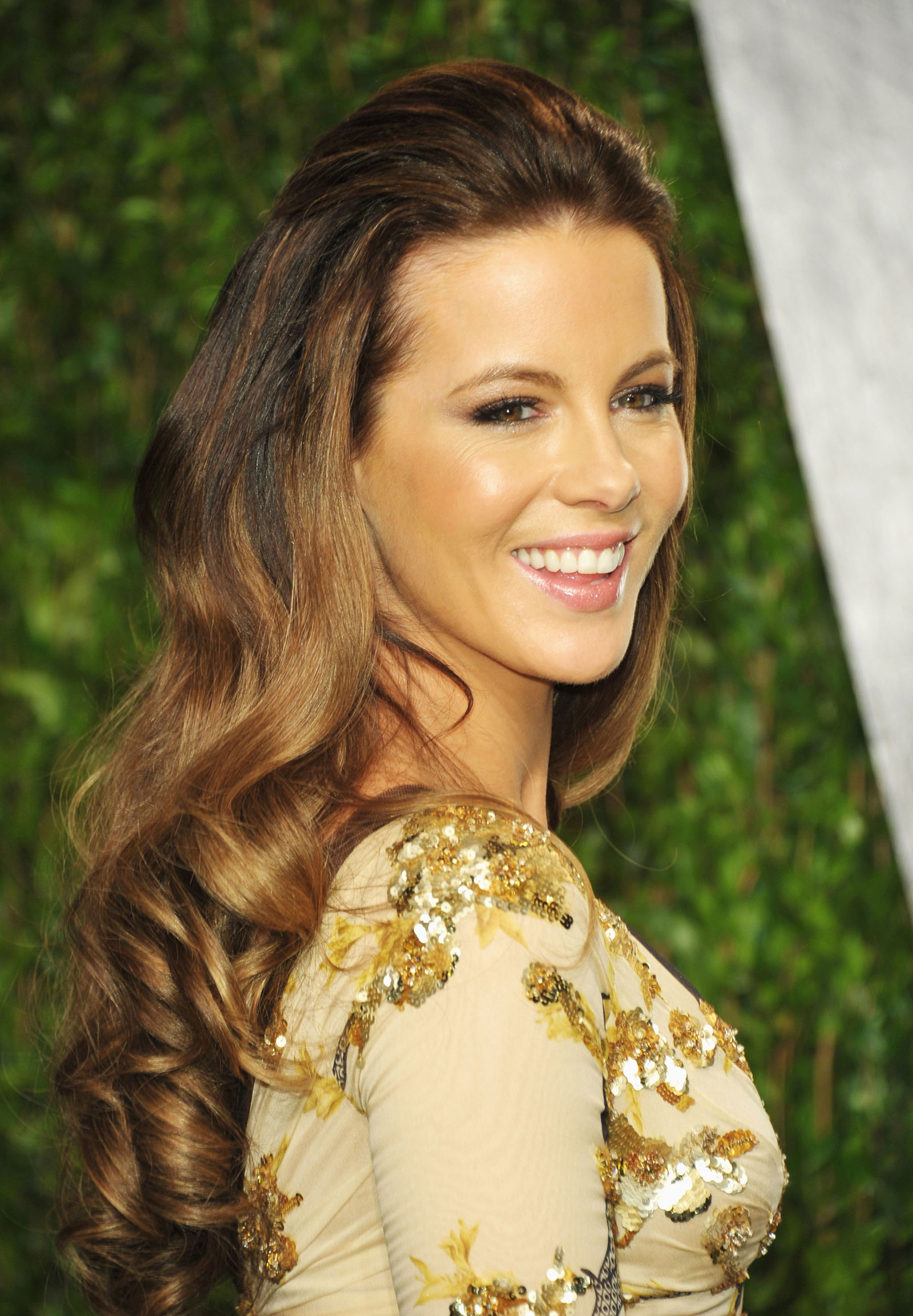 Kate Beckinsale Hot at 2012 Vanity Fair Oscar Party at Sunset Tower ... Kate Beckinsale