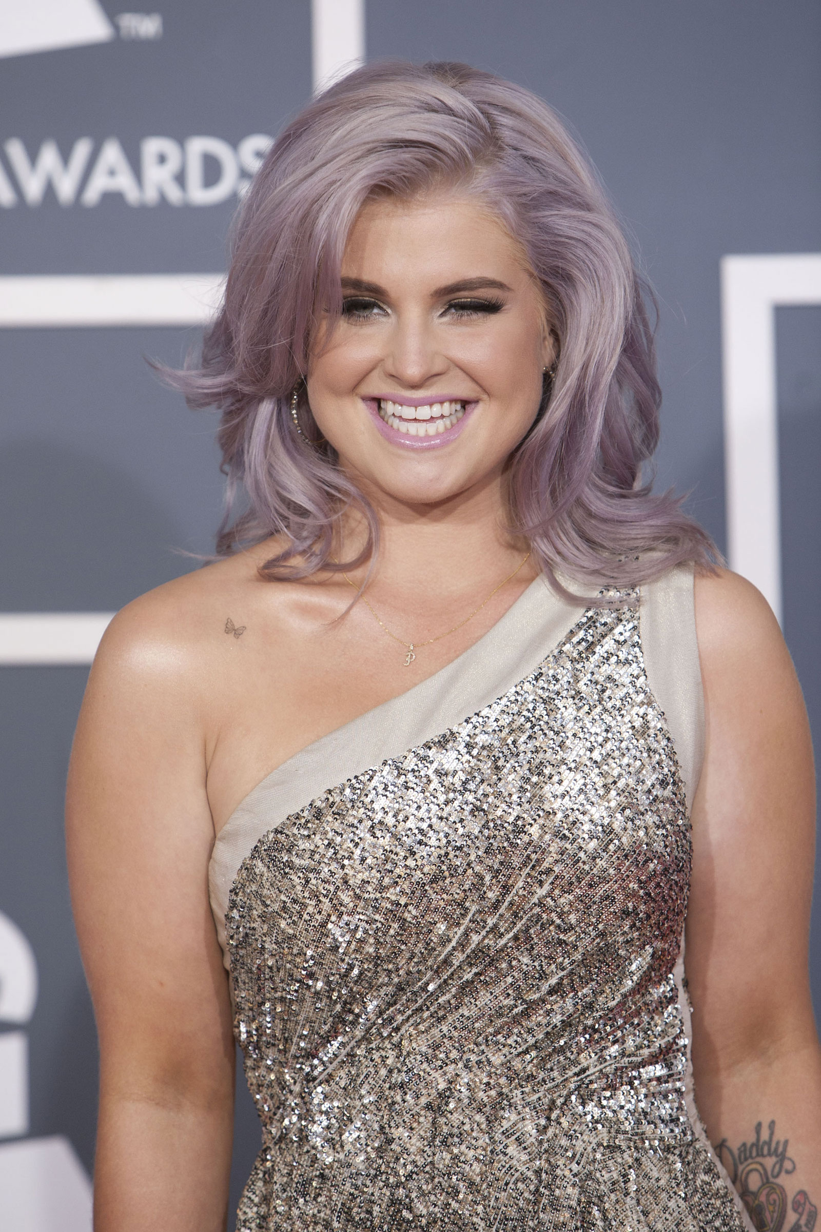 Kelly Osbourne at th Annual Grammy Awards in Los Angeles