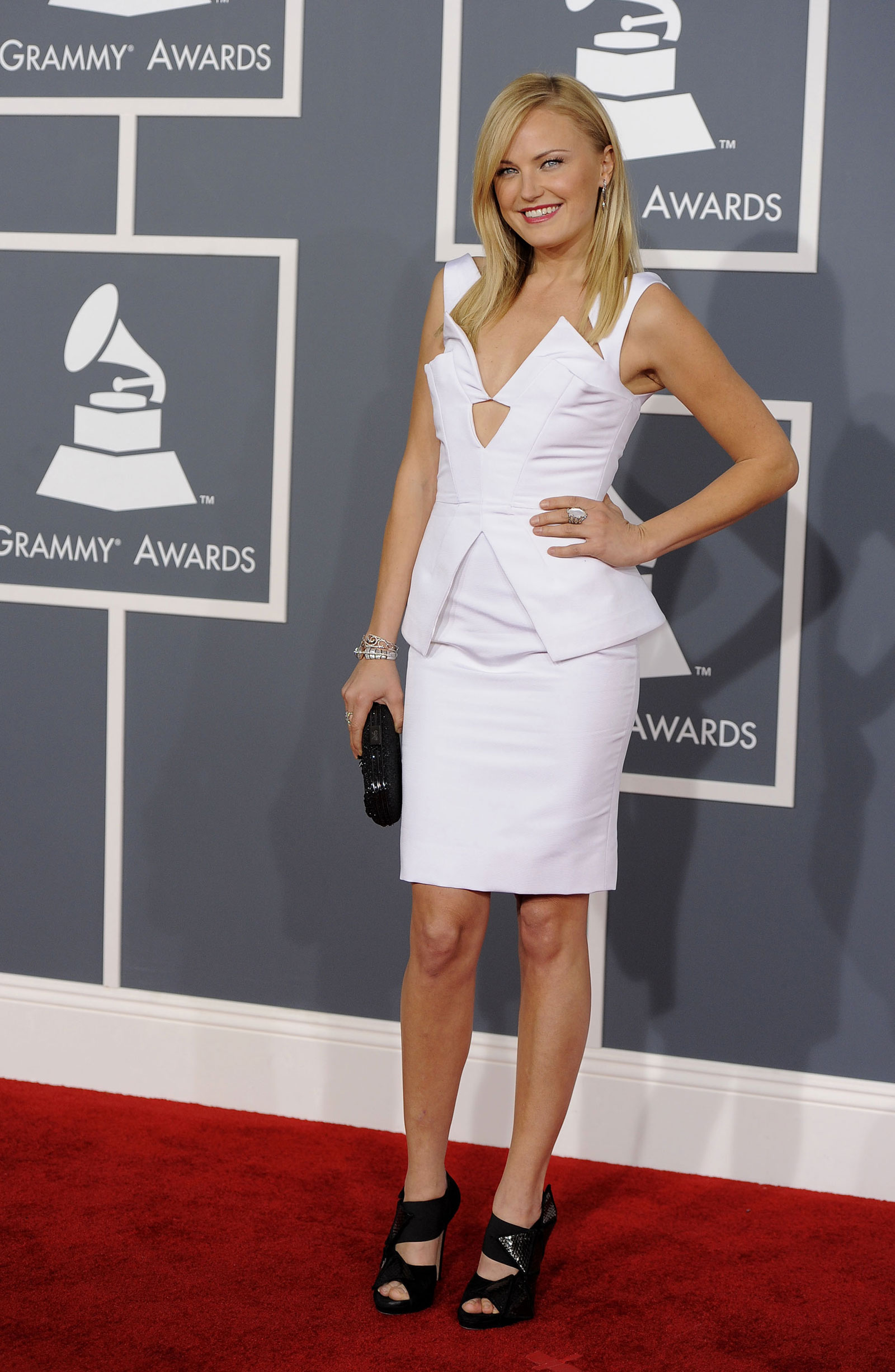 Carrie Underwood at 54th Annual Grammy Awards in Los Angeles