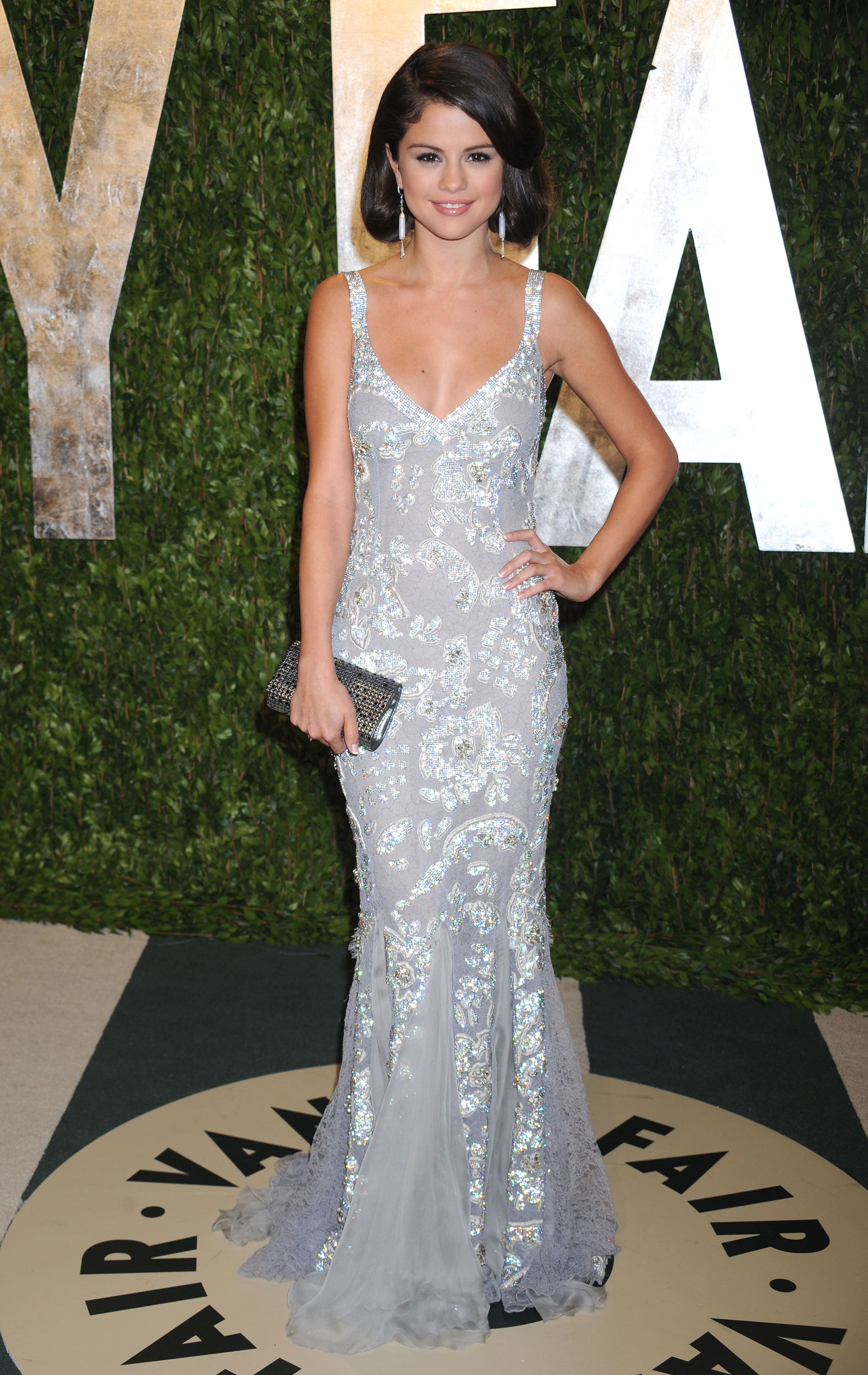Vanity Fair Oscar Party Dresses