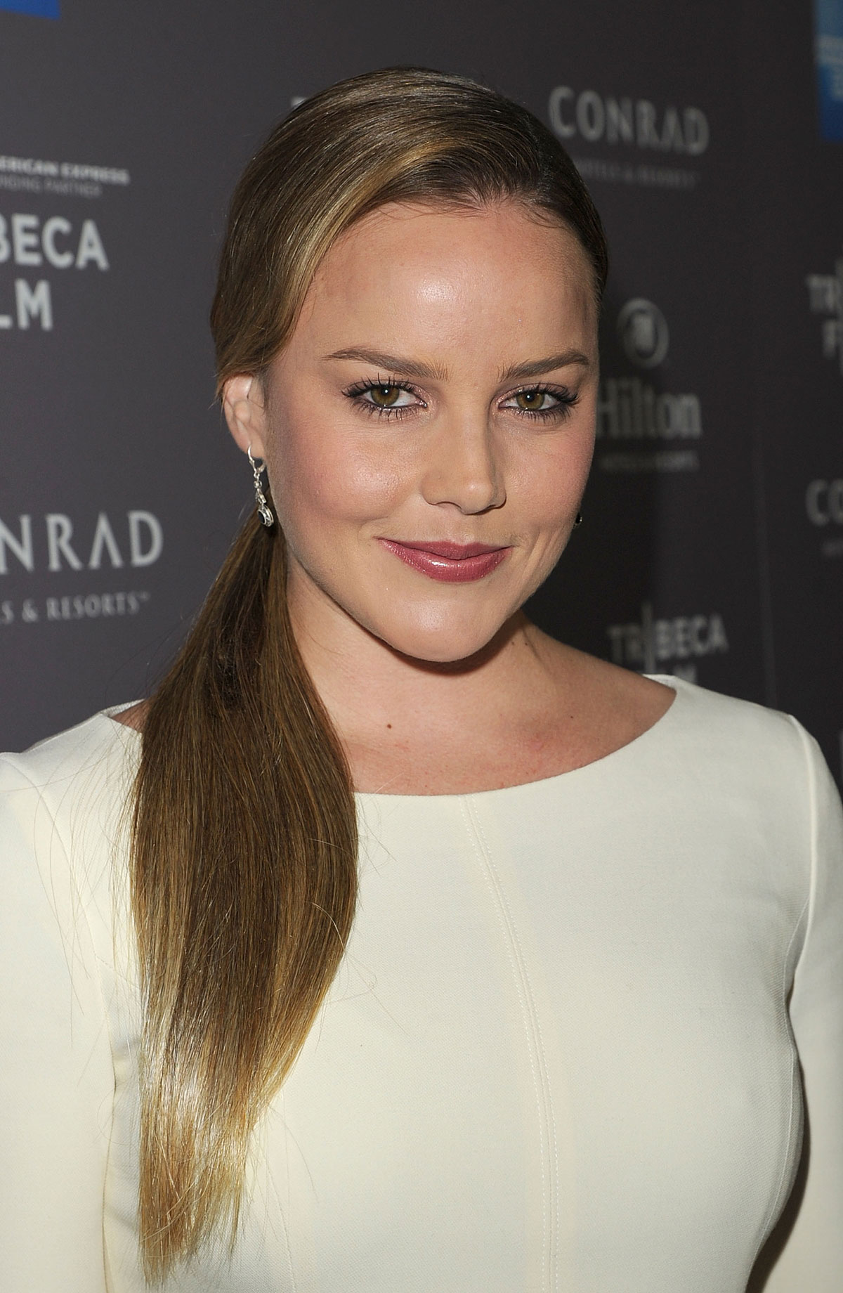 ABBIE CORNISH at Tribeca Film Festival in Beverly Hills - HawtCelebs ... Abbie Cornish