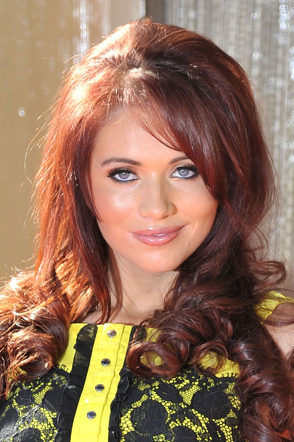 Amy Childs at Tesco Ma... Britney Spears