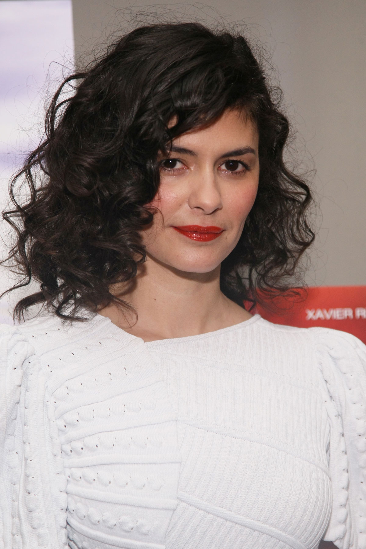Audrey Tautou At Delicacy Premiere In New York Hawtcelebs