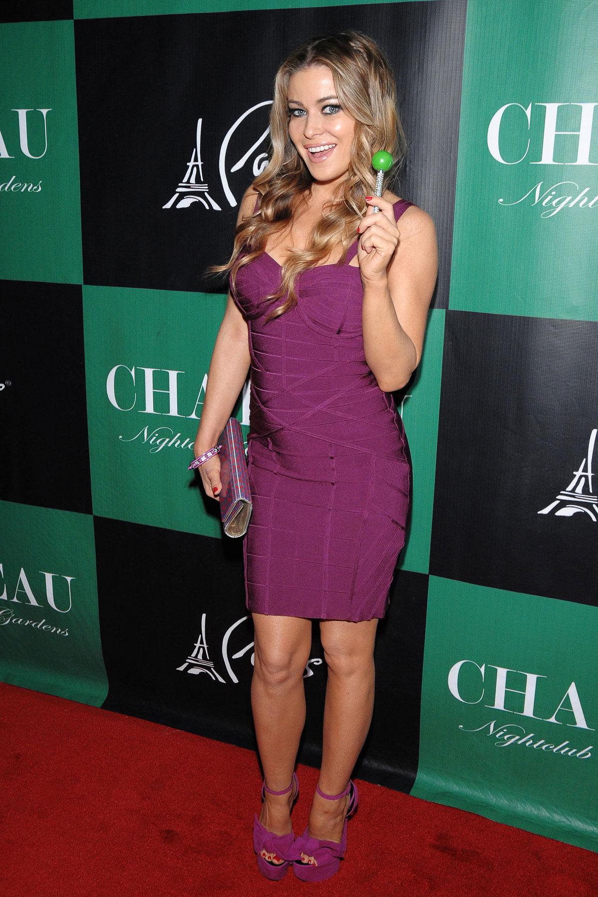 Abc Las Vegas >> CARMEN ELECTRA at Chateau Nightclub and Gardens in Las Vegas - HawtCelebs