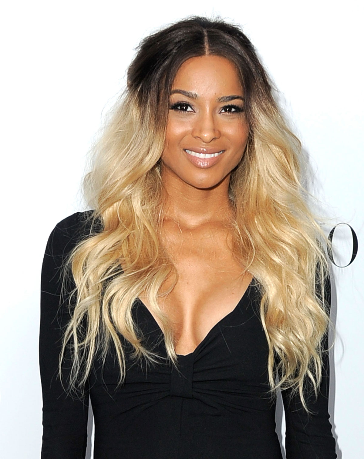 Two Tone Hair Color African American