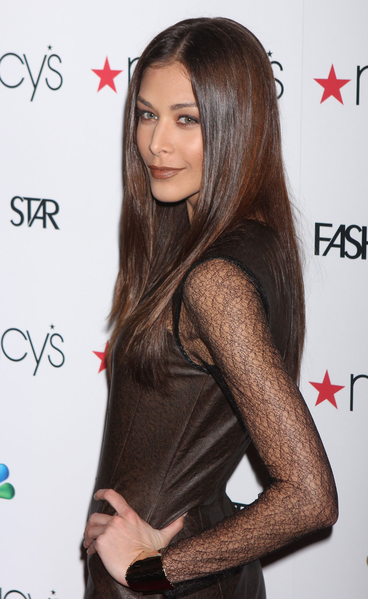 Photos: DAYANA MENDOZA At NBC's Fashion Star Premiere Party In New