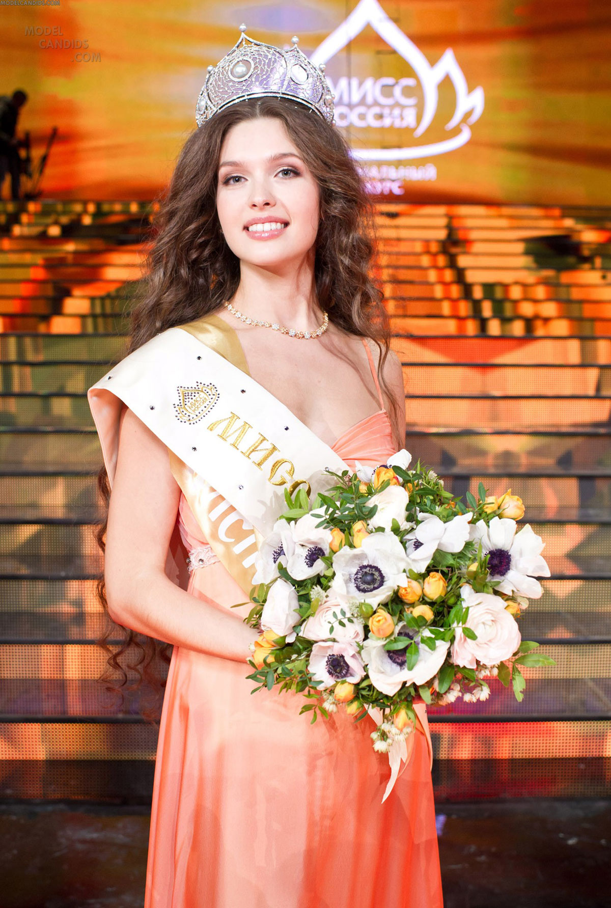 russian _nudist _bare_pageant  Elizaveta Golovanova Miss Russia Pageant In Moscow HawtCelebs
