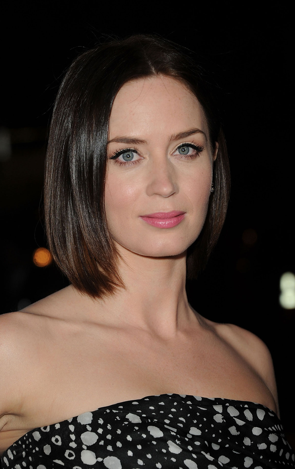 Emily Blunt at Salmon ...