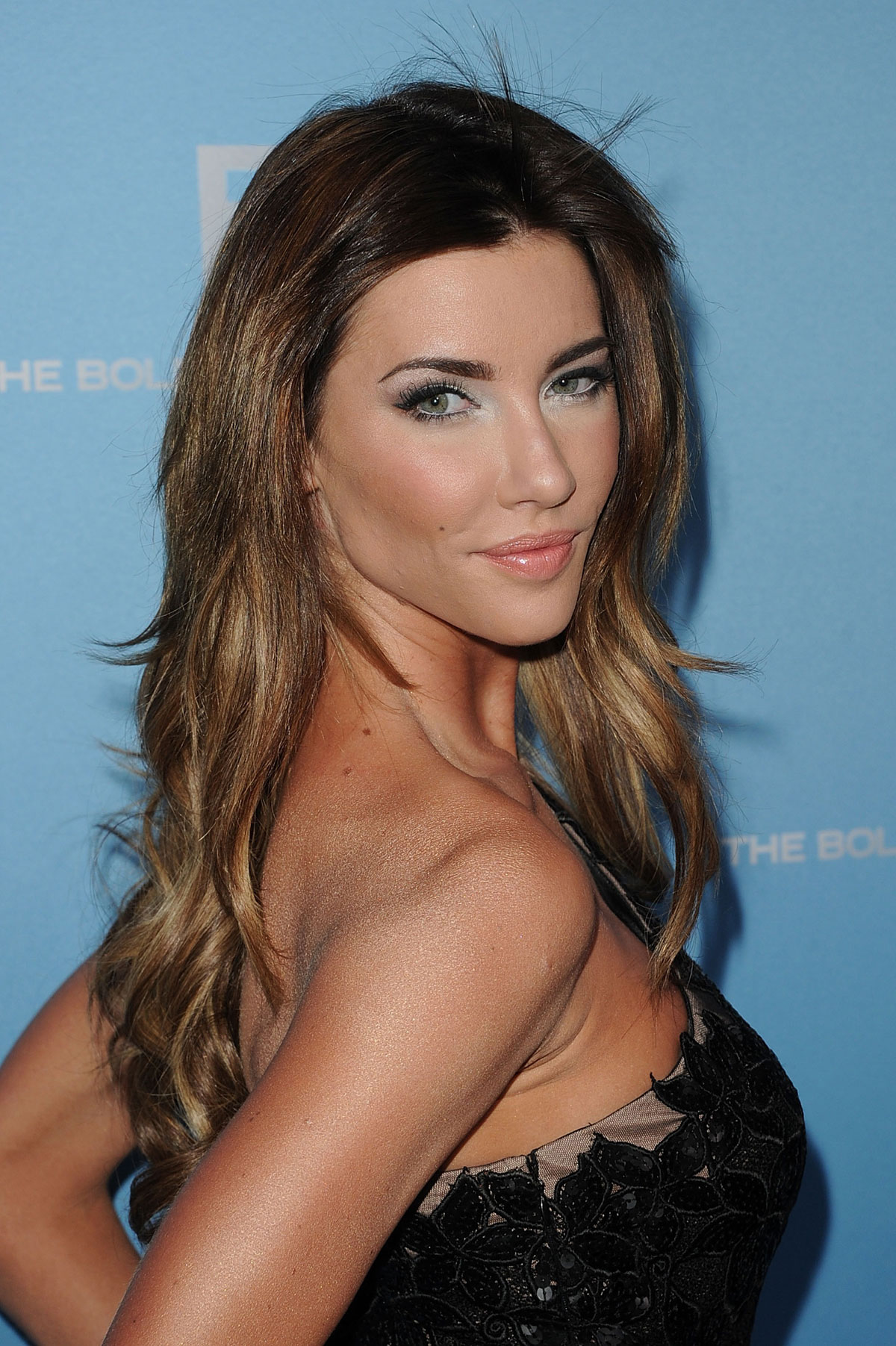 Jacqueline macinnes wood at anniversary party for cbs the for Beautiful in los angeles