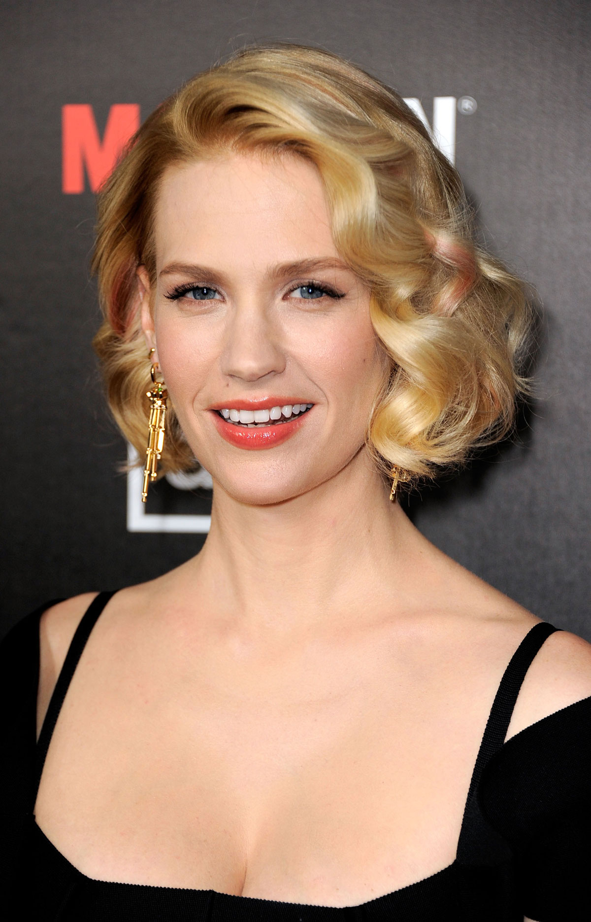 January Jones at Mad Men Season 5 Premiere in Los Angeles ...January Jones Young