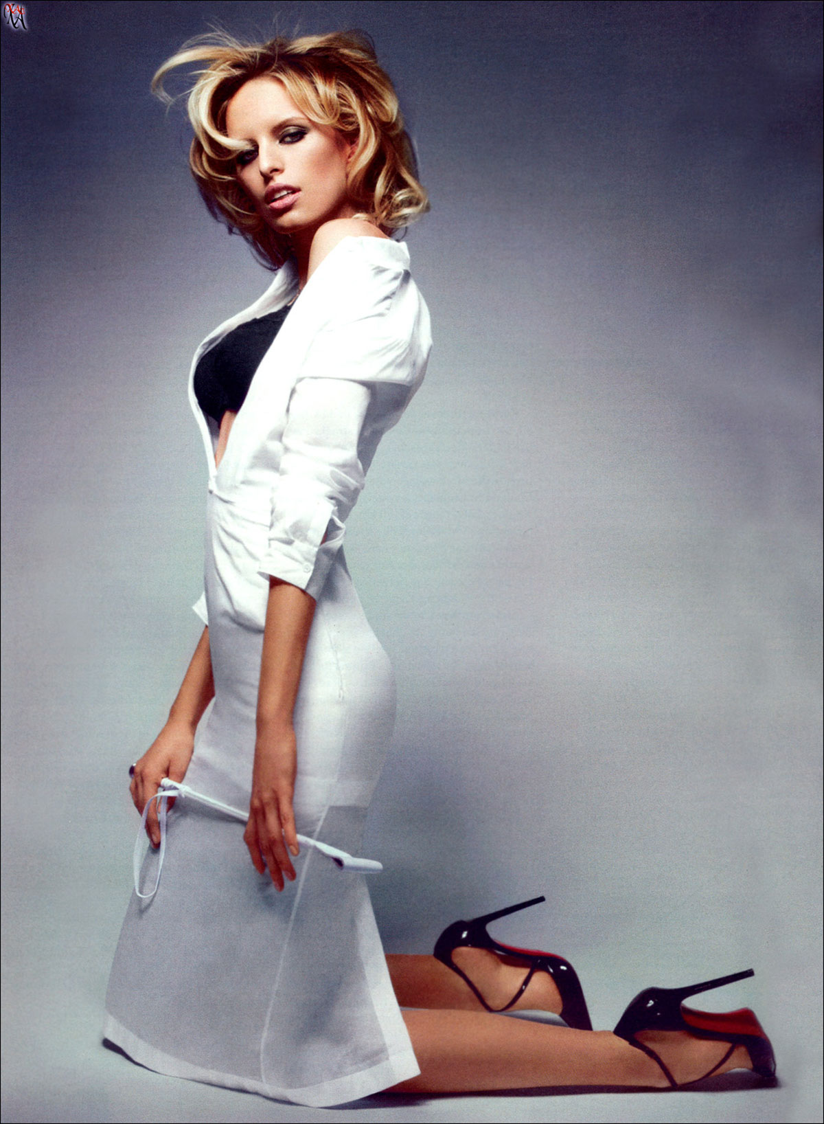 Karolina kurkova gq men of the year think, that