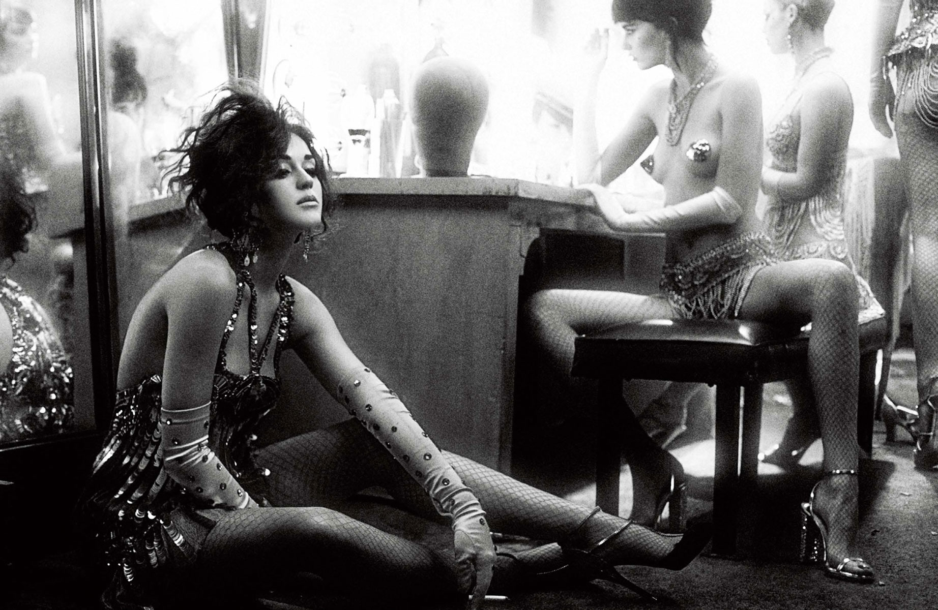Черно белые проститутки чулымская проститутка