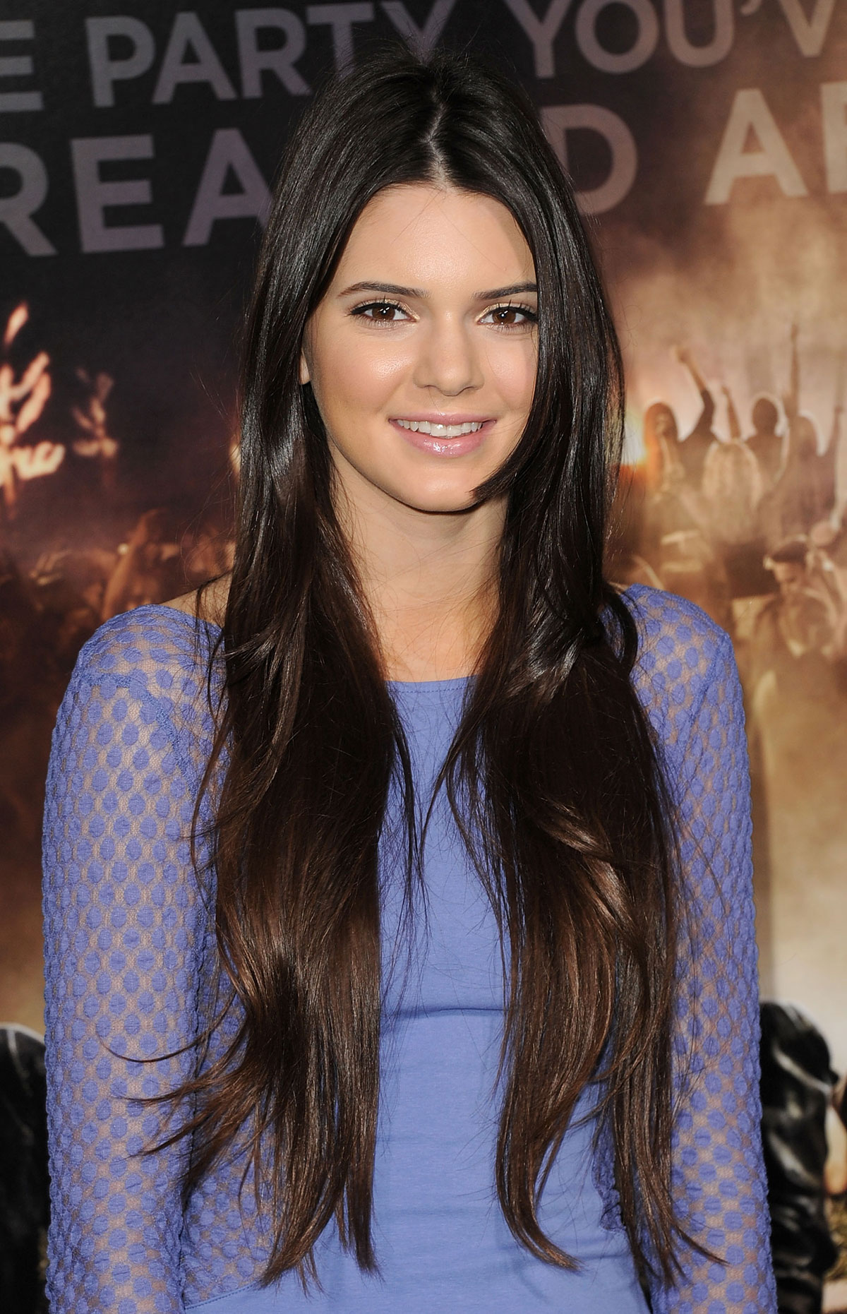Kendall Jenner Caviar Kaspia Dinner After Pharmacy Stop: Kendall Jenner At Project X Premiere In Los Angeles