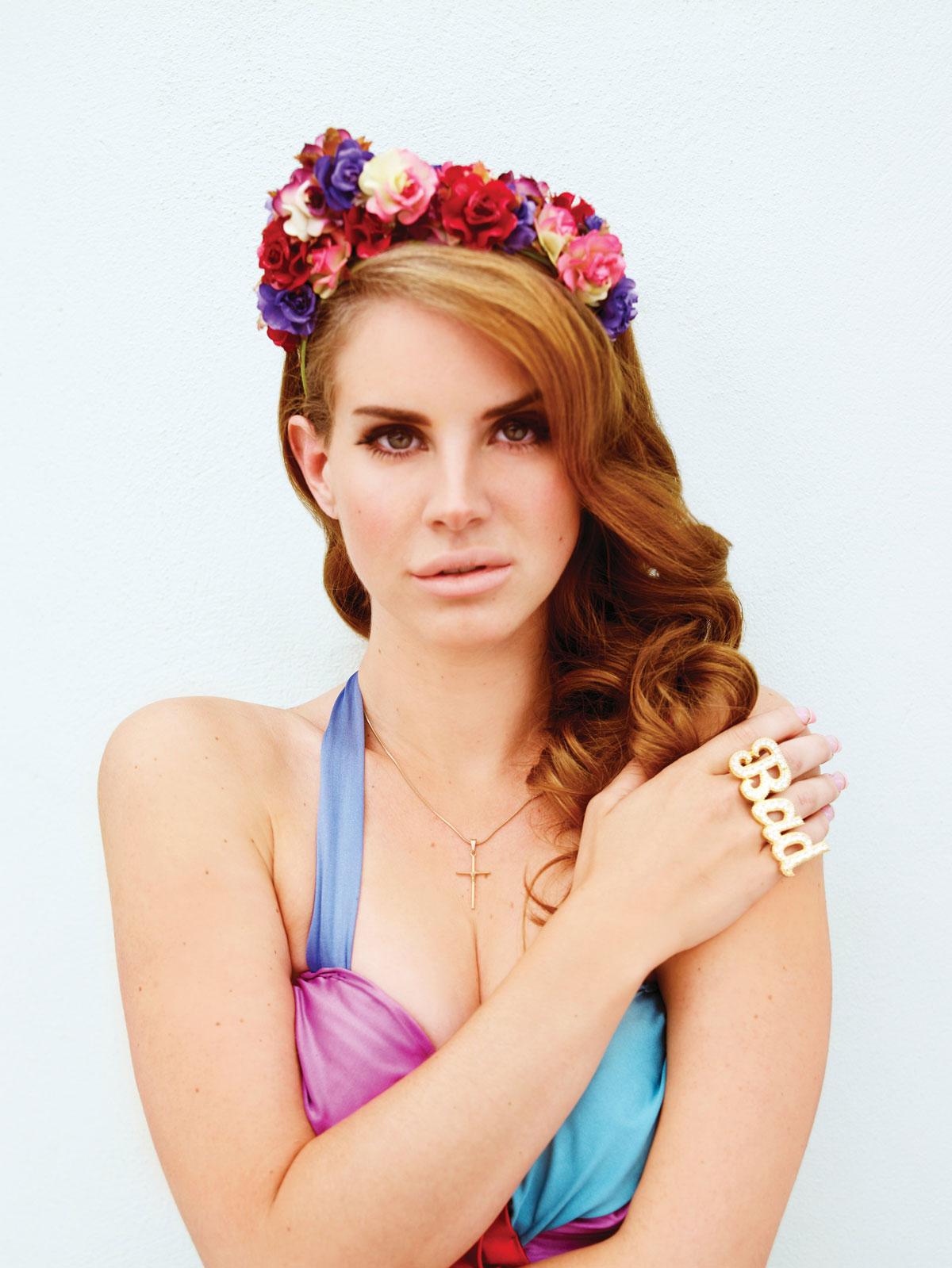 haruno sexy: Lana Del Rey Hot in Nicole Nodland Photoshoot