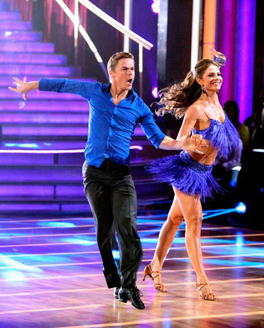Maria Menounos Dancing with the Stars