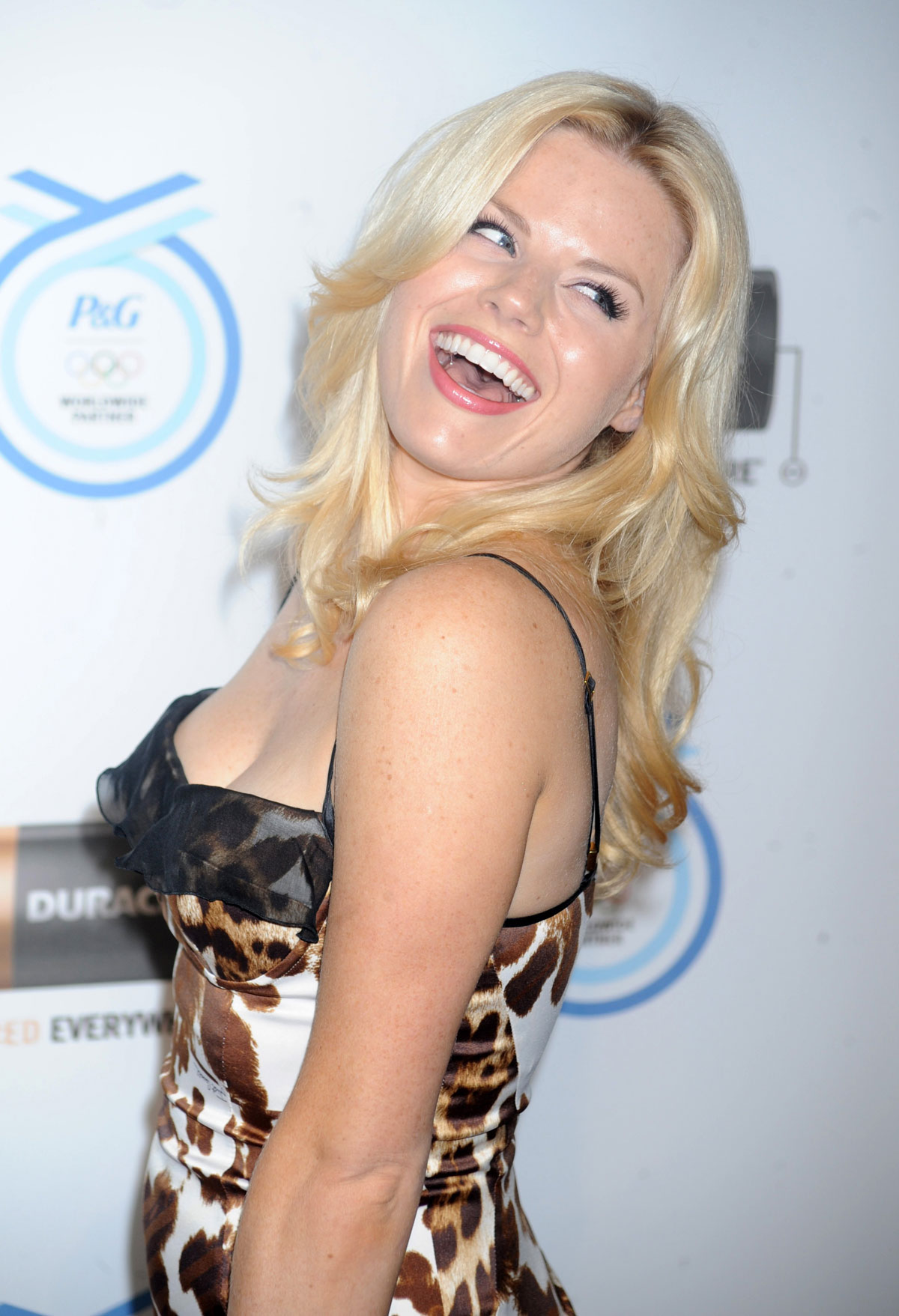 megan hilty project runway dress