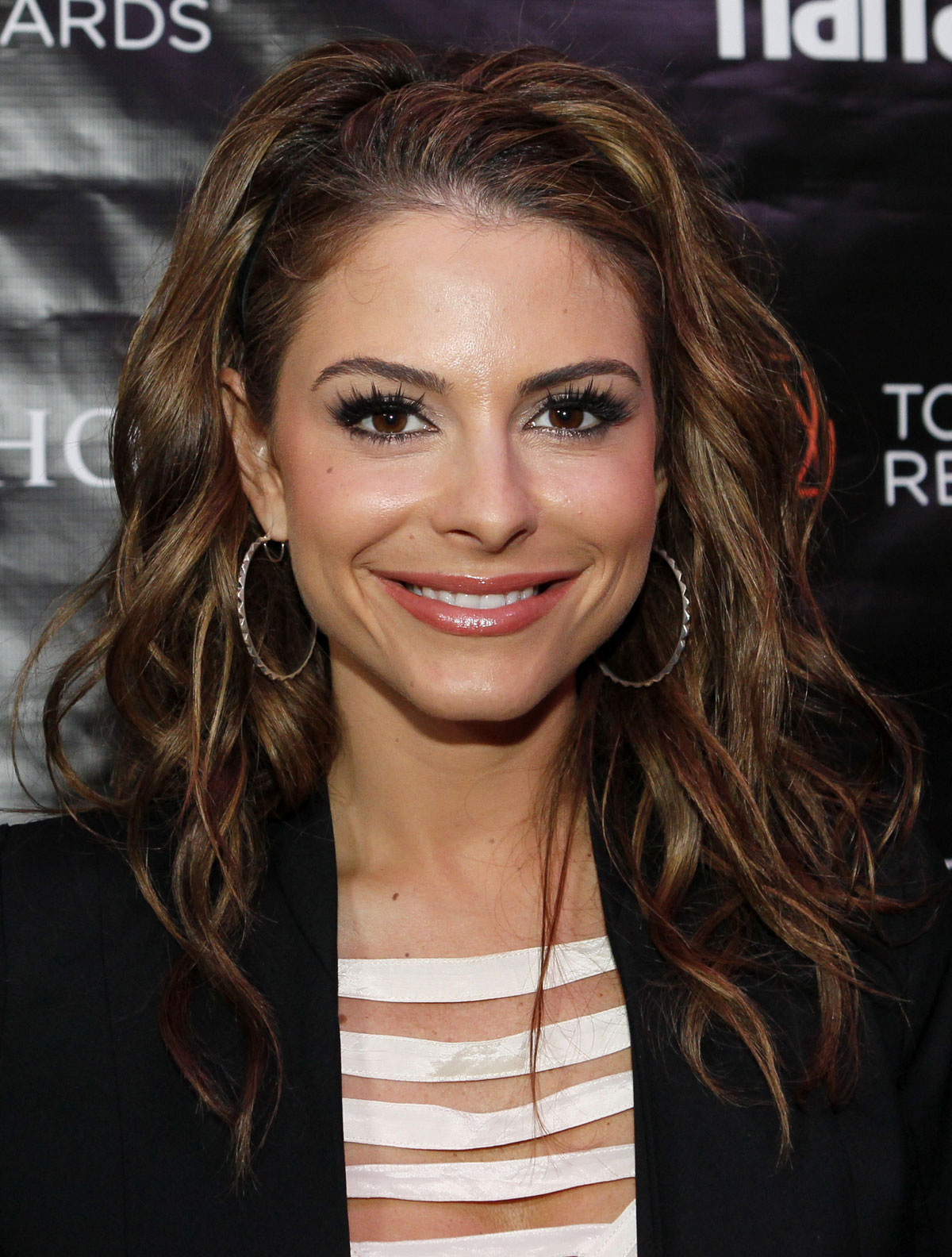 Maria Menounos at Escape to Total Rewards at Gotham Hall in New York