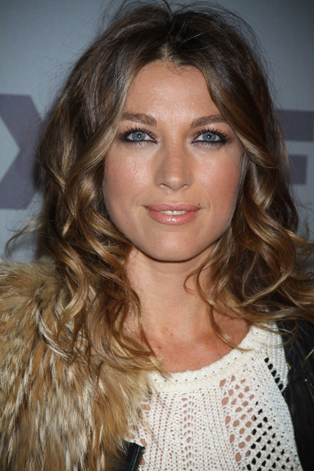 NATALIE ZEA at 2012 FX Ad Sales Upfront at Lucky Strike in