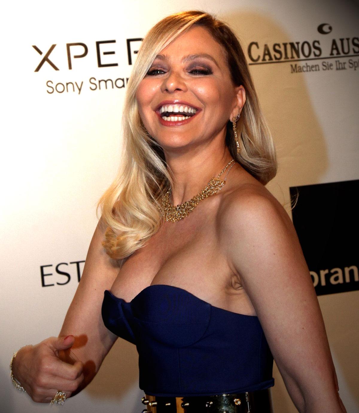 ORNELLA MUTI at Orange Filmball in ViennaOrnella Muti Actress 2013