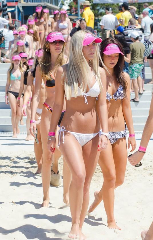 Bikini Parade 2012